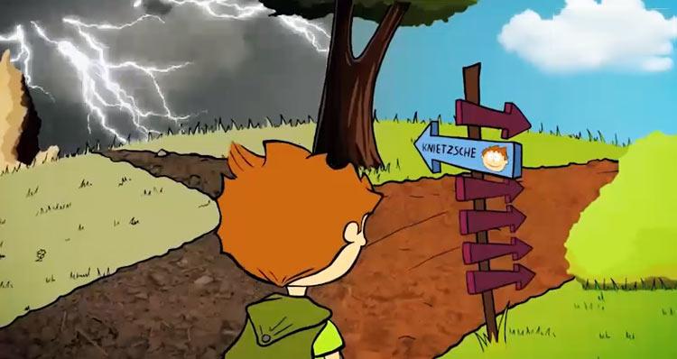 小小哲学家动画全集!英语趣配音下载配音