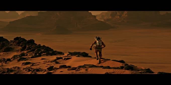 《火星救援》配音视频素材,英语趣配音下载